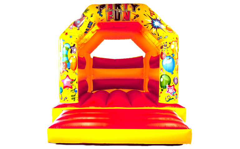 Party Theme Bouncy Castle